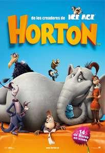 Cartel de la película Horton