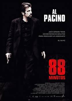 Cartel de la película 88 minutos