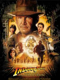 Cartel de Indiana Jones