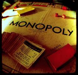 El juego del monopoly