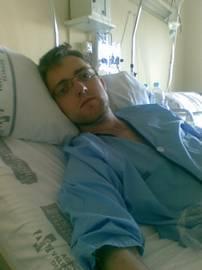 Desesperación en el hospital