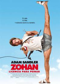 Zohan: Licencia para peinar