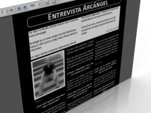Entrevista a Arcángel
