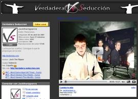 Canal youtube - Verdadera Seducción