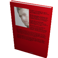Contra portada del libro de seducción: Aprendiendo a Seducir