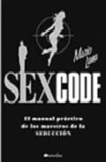 Un libro de Seducción llamado SexCode, del autor: Mario Luna